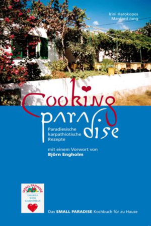 Cooking book Paradise