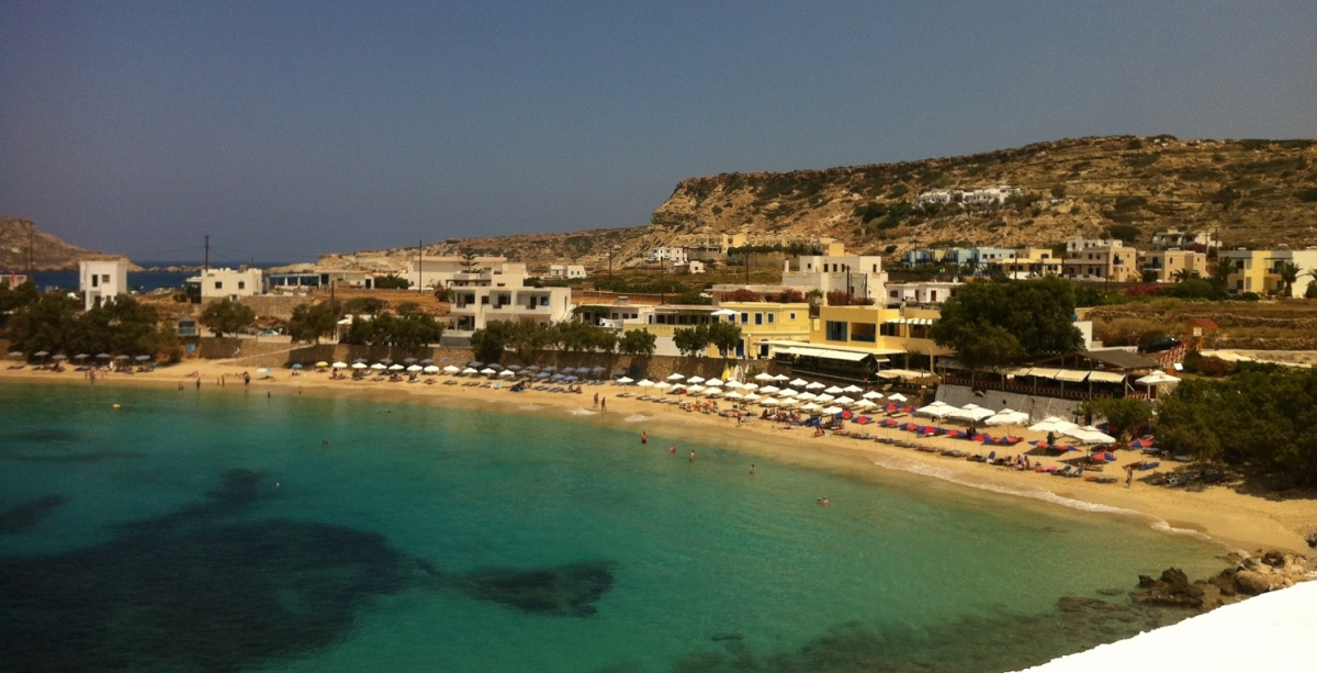 Lefkos beach - Karpathos